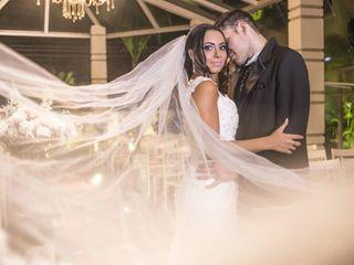 O casamento de Carolina e Mati Escobar