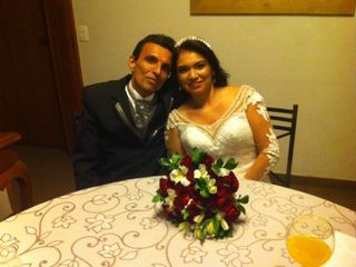 O casamento de Reginaldo  e Solange 2