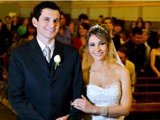 O casamento de Geane e Marinei