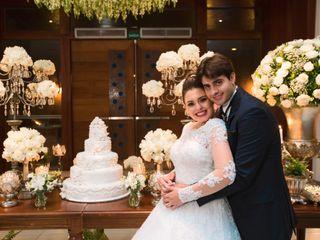 O casamento de Fabiana e Fernando