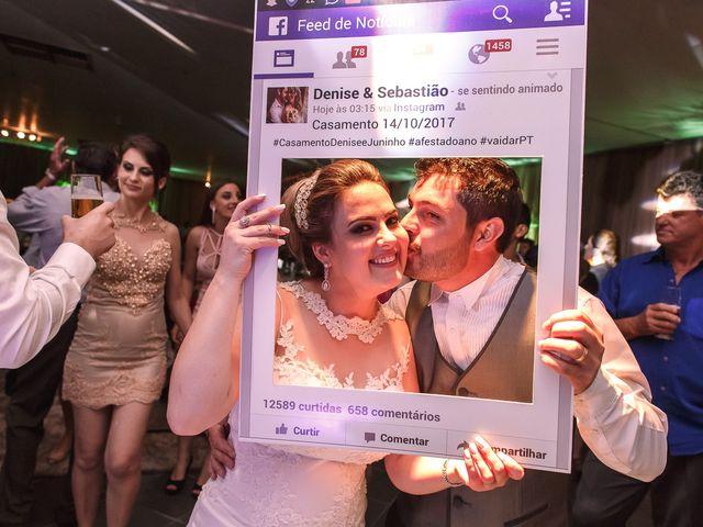 O casamento de Sebastião e Denise em Irati, Paraná 30