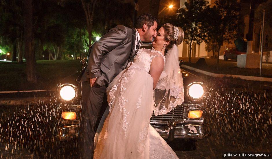 O casamento de Sebastião e Denise em Irati, Paraná