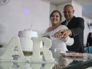 O casamento de Aline e Ruan 3