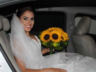 O casamento de Glayce e Leandro 3