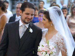O casamento de Camila e Juliano