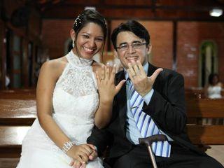 O casamento de Rafael e Tatyana 1