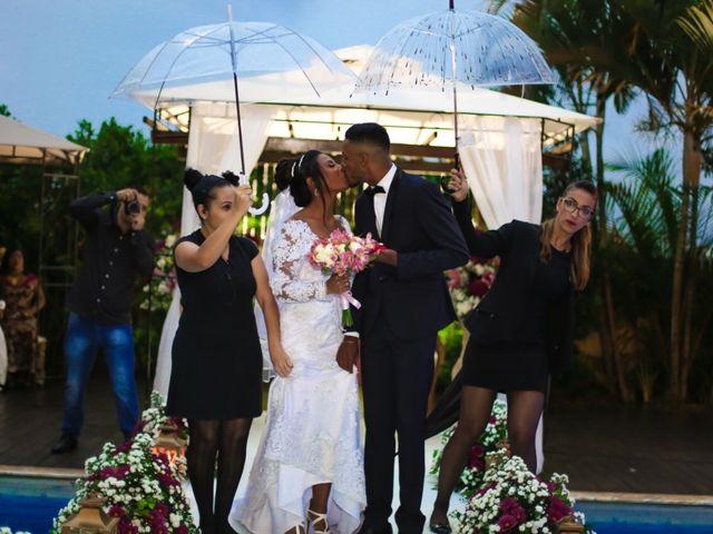 O casamento de Karolyne e Paulo