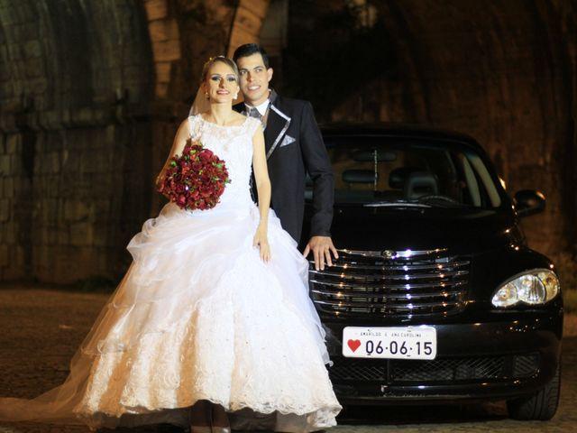 O casamento de Amarildo e Ana Carolina em Barbacena, Minas Gerais 19