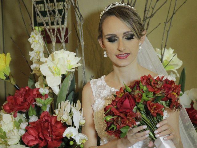 O casamento de Amarildo e Ana Carolina em Barbacena, Minas Gerais 20