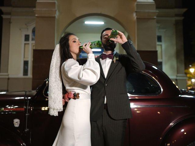 O casamento de Fernanda e Vitor
