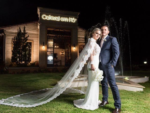 O casamento de Nathassia e Carlos