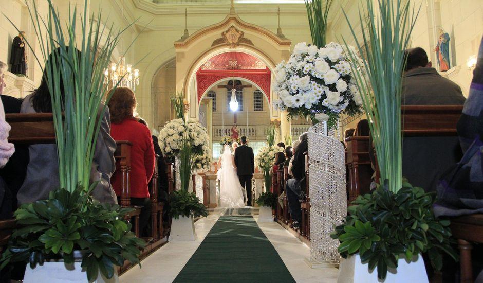 O casamento de Amarildo e Ana Carolina em Barbacena, Minas Gerais