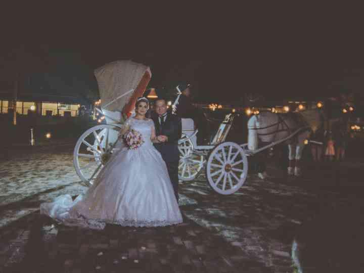 O casamento de Ruth e José Luis