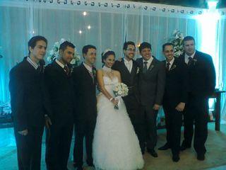 O casamento de Rafael e Juliane