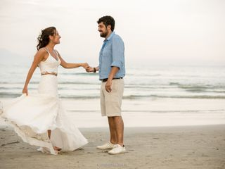O casamento de Mariana e Rodrigo