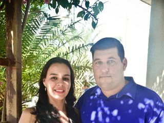 O casamento de Mayara e Roni 1