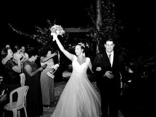 O casamento de Mayara e Roni