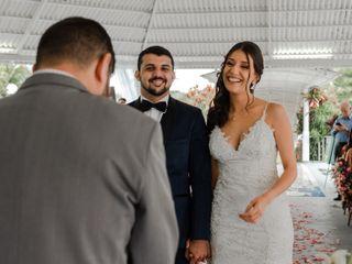 O casamento de Juliana e Jordan 1
