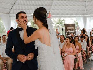 O casamento de Juliana e Jordan 2
