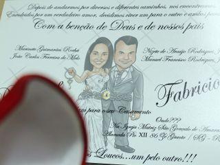 O casamento de Roselaine e Fabricio 2