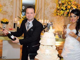 O casamento de Roselaine e Fabricio
