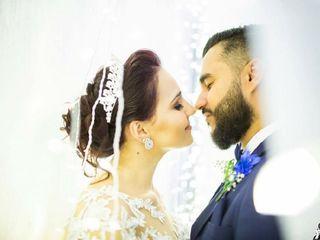 O casamento de Dayane e Vinícius