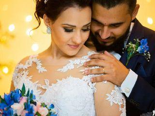 O casamento de Dayane e Vinícius  2