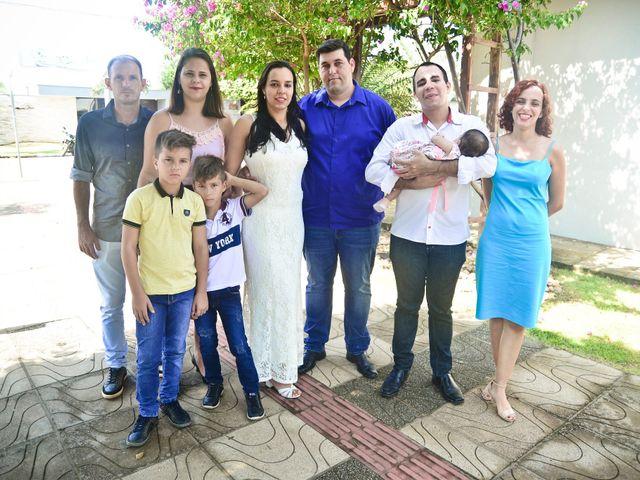 O casamento de Roni e Mayara em Sinop, Mato Grosso 4