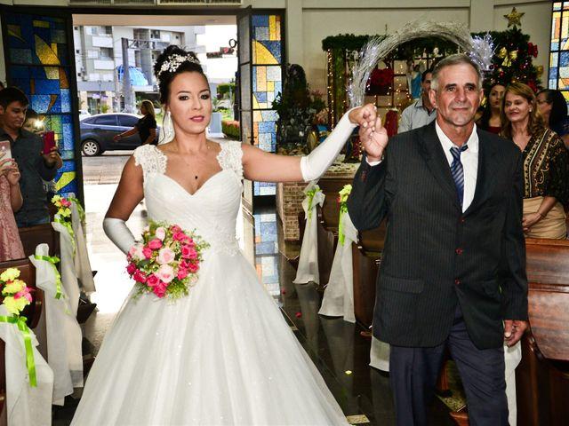 O casamento de Roni e Mayara em Sinop, Mato Grosso 8
