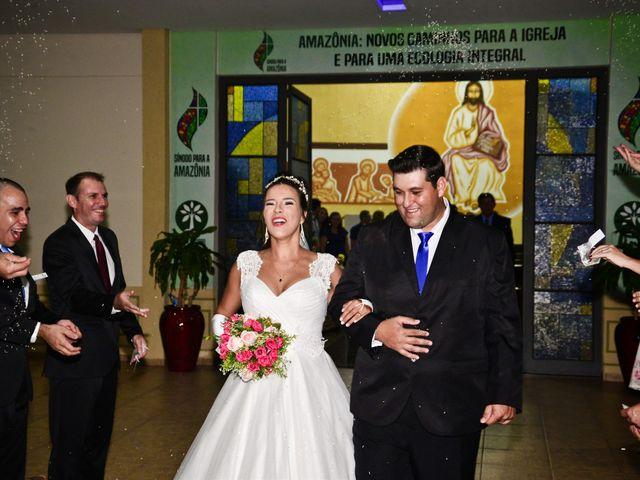 O casamento de Roni e Mayara em Sinop, Mato Grosso 10