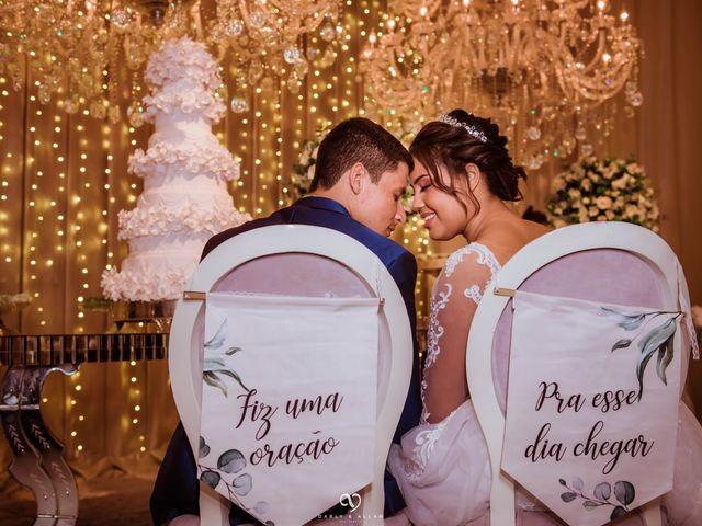 O casamento de Diego e Laíza em Rio das Ostras, Rio de Janeiro 1