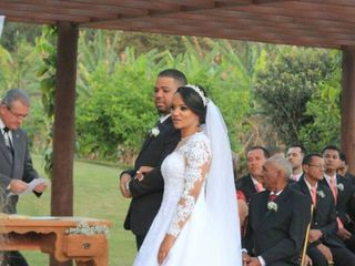 O casamento de David e  Lilian  2