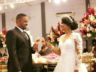 O casamento de David e  Lilian