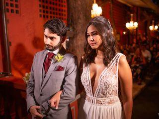 O casamento de Mariana e Filipi