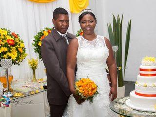 O casamento de Luciana e Oséas