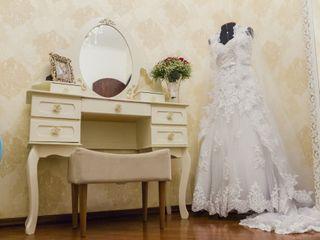 O casamento de Michelle e Alex 1