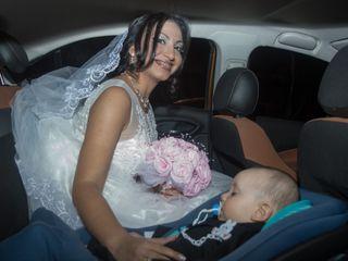 O casamento de Aliene e Thiago 3