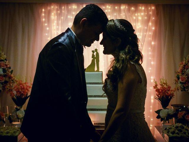 O casamento de Michelle e Alex