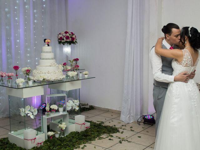 O casamento de Aliene e Thiago
