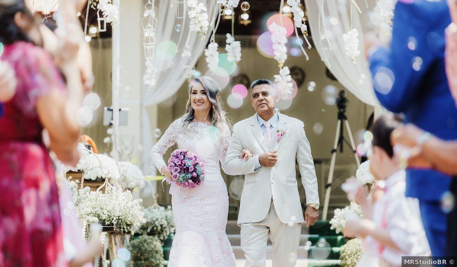 O casamento de João e Alesandra em Guarulhos, São Paulo
