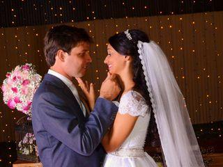 O casamento de Karine e Jeyciano