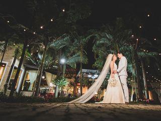 O casamento de Heloisa e Arthur