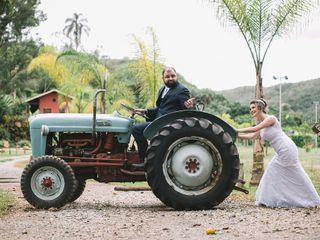 O casamento de Lorena Amaral e Victor