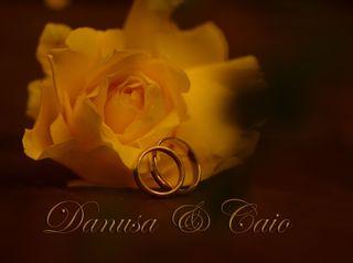 O casamento de Danusa e Caio 1