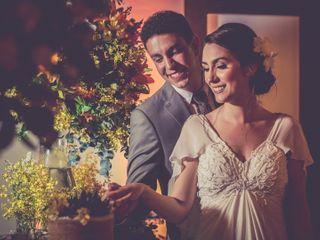 O casamento de Winnie e Vitor