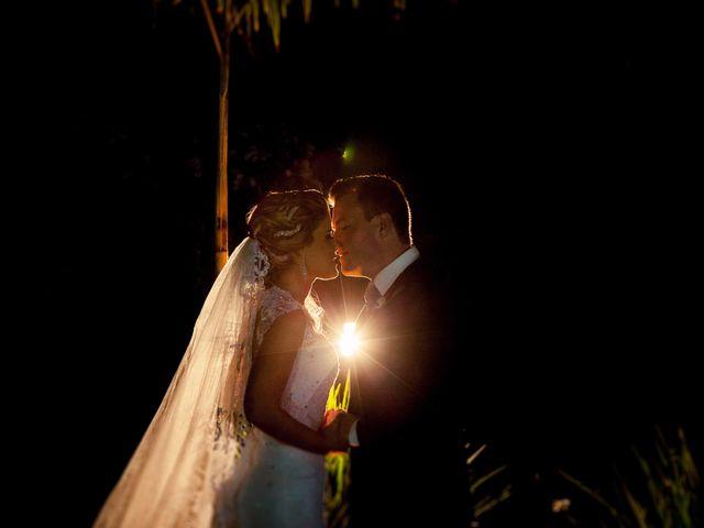 O casamento de Jaqueline e Thiago