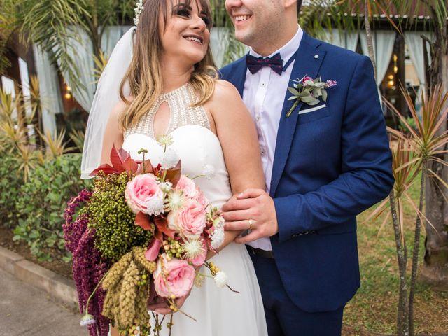 O casamento de Graziella e Marcos