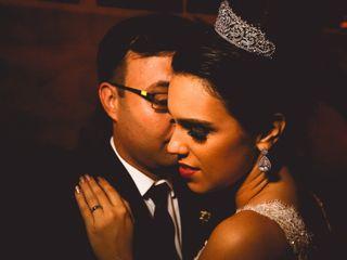 O casamento de Natália  e Diego