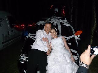O casamento de Andréia e Jeferson