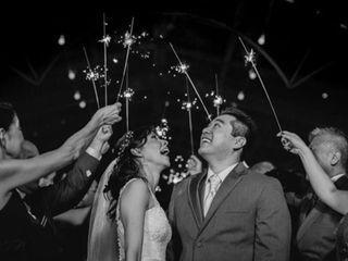 O casamento de Larissa e Marcio